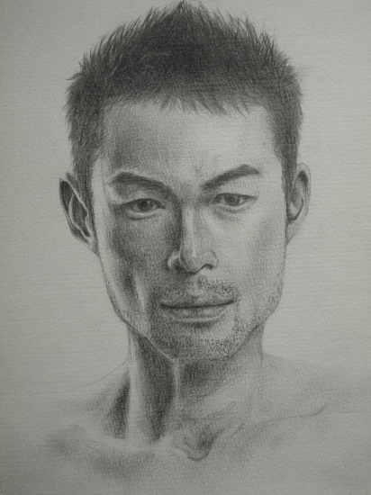 Ichiro Suzuki by taro